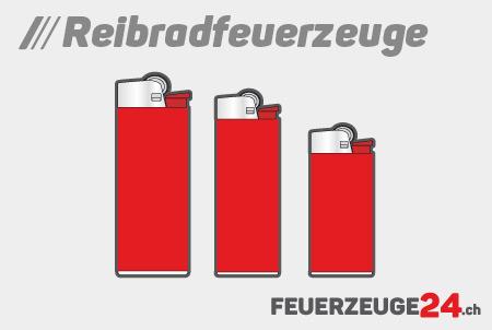 BiC Werbefeuerzeuge Feuerzeug Druck Werbeartikel