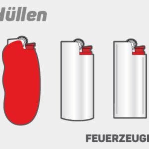 Feuerzeughüllen