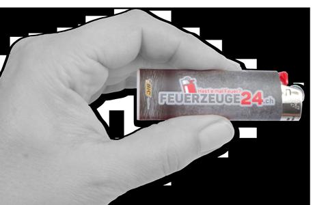 BiC Feuerzeuge vom Hersteller bestellen bei Feuerzeuge24.ch