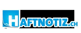 Haftnotiz.ch - Haftnotizen, Notizpapiere und Booklets